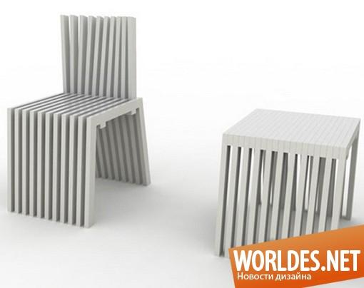 дизайн мебели, дизайн коллекции мебели, минималистский дизайн мебели, дизайн стула, дизайн книжной полки, дизайн стола