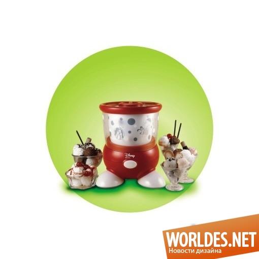 дизайн, дизайн аксессуаров, дизайн аксессуаров для мороженого, аксессуары для мороженого, дизайн контейнера для мороженого, контейнер для мороженого