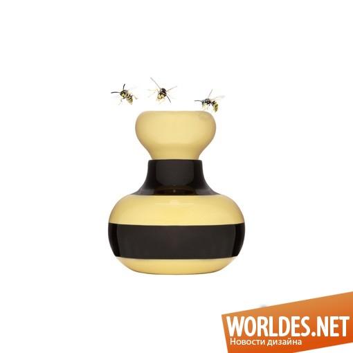 дизайн, дизайн аксессуаров, ловушка для насекомых, оригинальная ловушка для насекомых, дизайн ловушки для насекомых