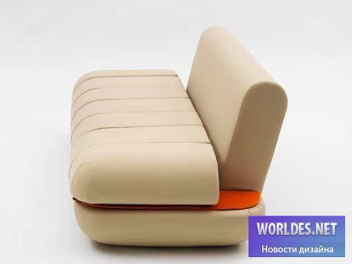 дизайн, дизайн мебели, дизайн дивана, дизайн многофункционального дивана, диван, многофункциональный диван