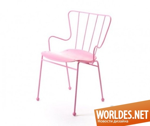 дизайн, дизайн мебели, дизайн кресла, дизайнерское кресло, британский дизайн кресла, кресло из дерева, деревянное кресло