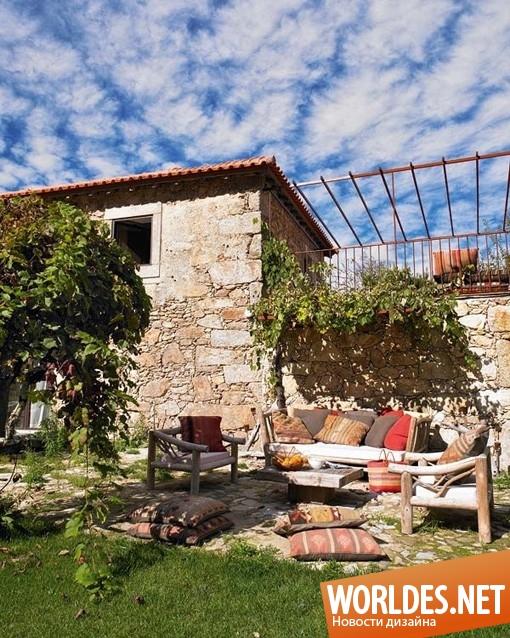дизайн, архитектурный дизайн, дизайн дома, деревенский дизайн, деревенский дом, очаровательный дом, дом