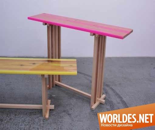 дизайн, дизайн мебели, дизайн стола, дизайн японского стола, стол, зачищенный стол