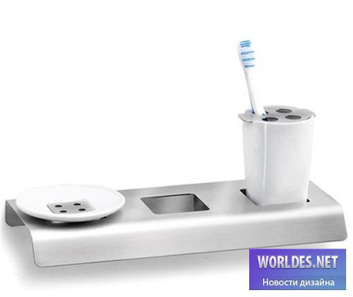 дизайн, дизайн полки для ванной, полка для ванной комнаты, полка в ванной комнате, полочка в ваную