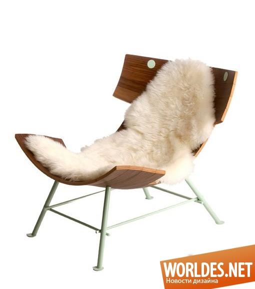 дизайн, дизайн мебели, дизайн кресла, дизайн стула, дизайн лежака, коллекция мебели, пушистая мебель, мебель с мехом