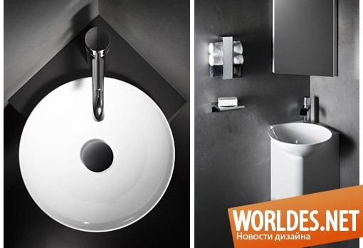 дизайн ванной комнаты, дизайн раковины, дизайн раковины для ванной, раковина для ванной, раковина в ванной комнате, маленькая раковина