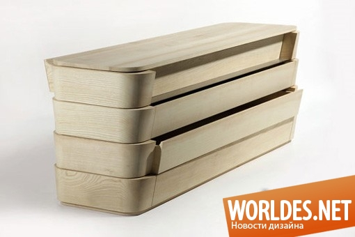 дизайн, дизайн мебели, дизайн комода, деревянный комод, комод, деревянная мебель, современный комод