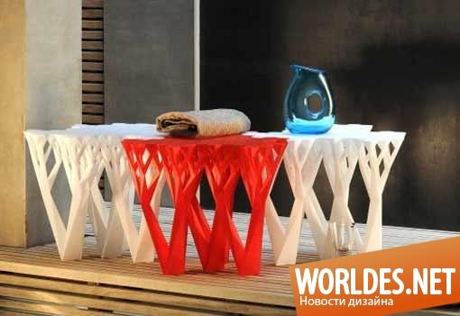дизайн, дизайн мебели, дизайн стола, дизайн столика, дизайн модульного стола, модульный стол, стол, столик