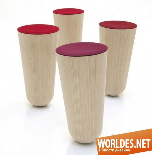 дизайн, дизайн мебели, дизайн стола, дизайн столика, немецкие столики, стол немецкого дизайнера, Торстена Франка, стол