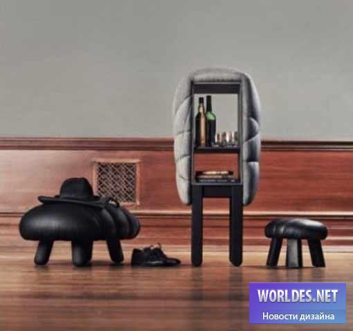 транная мебель, дизайн мебели, дизайн странной мебели, сюрреалистическая мебель, дизайн интересной мебели, дизайн