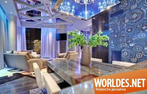 дизайн, дизайн интерьера, дизайн современного интерьера, дизайн интерьера дома, дизайн интерьера в веселом стиле, веселый интерьер